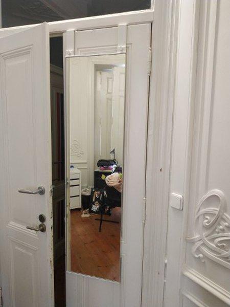 Espelho 38×155 para porta foto 1