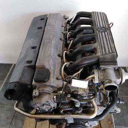 Motor Bmw 525 tds e39 coletor de plástico foto 1
