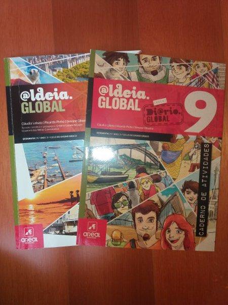 manuais de geografia 9 ano foto 1