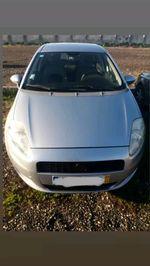 Fiat Grande Punto 2007 gasolina. foto 1