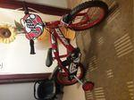 Bicicleta de menino foto 1