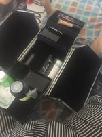 Mala de maquiagem com produtos foto 1