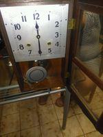 Relógio a corda Marca Reguladora foto 1