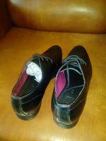 Sapatos couro foto 1