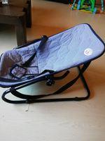 Espreguiçadeira de bebé foto 1