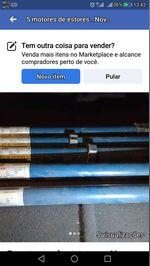 5 - motores de estores marca Fera...fíavel...novos foto 1
