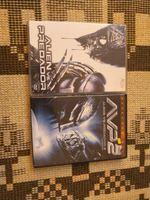 Dois DVDs Aliens vs Predators foto 1
