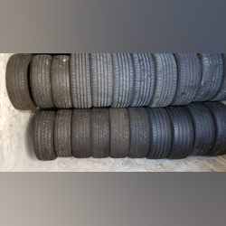 Vende se pneus semi novos foto 1