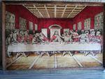 Quadro mesa dos apostolos foto 1