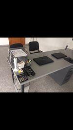 Vendo material de escritório como novo. foto 1