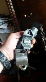 Vendo rádio e canhão da ignição com chave foto 1