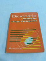 Dicionário de Língua portuguesa foto 1