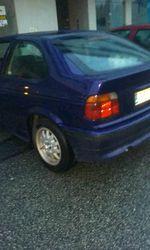 Boas vendo BMW compact 318 TDS . Ou troco . foto 1