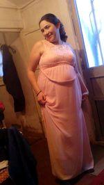 Vendo vestido cor de rosa 938011173 foto 1