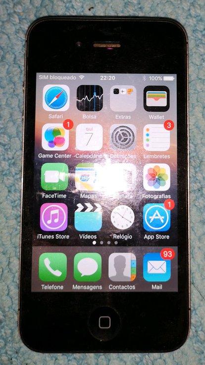 Iphone 4s 32 gb foto 1