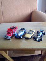 Automóveis antigos miniatura 1€ cada foto 1