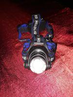 Laterna LED T6 de cabeça 80000 Lumens foto 1